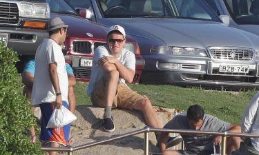 Leonardo DiCaprio: Στιγμές ξεκούρασης στο Σίδνεϊ