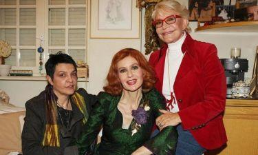 Όταν η Δανδουλάκη συνάντησε τις Μαρινέλλα - Μπαλανίκα