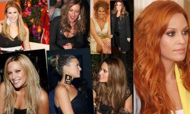 Σίσσυ Χρηστίδου: Οι αλλαγές στο hairstyle της από το 2006!