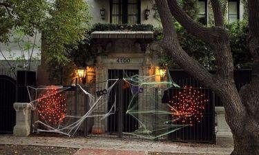 Το Halloween στα σπίτια των celebrities