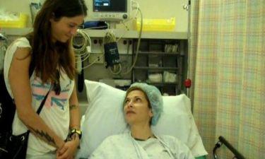 Η Άννα Βίσση μπαίνει χειρουργείο