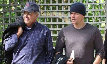 Matt Damon: Συνέντευξη στο Ζωολογικό Κήπο