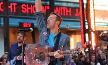 Videos: Οι Coldplay στο Today Show