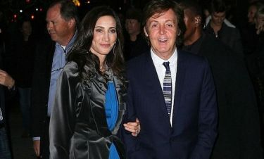 Paul McCartney: Οι εορτασμοί για το γάμο του συνεχίζονται