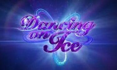 Ο εφιάλτης στο δρόμο του... Dancing  on Ice
