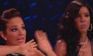 X Factor: Ούτε... καλημέρα δεν λένε Tulisa Contostavlos και Kelly Rowland