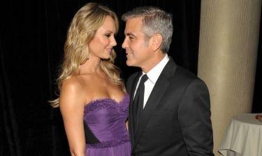 George Clooney: Νέα εμφάνιση με την Stacy Keibler στα Κινματογραφικά βραβεία του Χόλιγουντ!