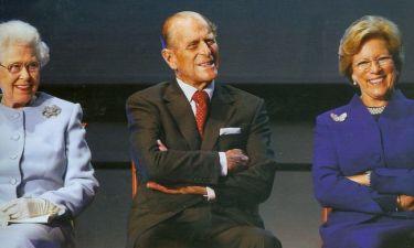 Βασίλισσα Ελισάβετ-Κωνσταντίνος: Μαζί στο ετήσιο συνέδριο του συλλόγου «Round Square»