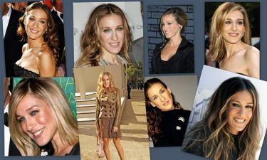 Stylefile: Η Sarah Jessica Parker και οι αλλαγές στα μαλλιά της (φωτό)