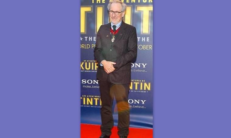 Ο Steven Spielberg φαν του X – Factor!