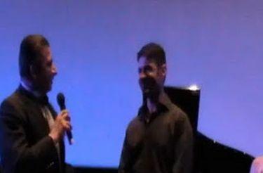 Video: Βράβευσαν τον Παναγιώτη Πετράκη