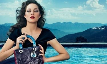 Η Marion Cotillard στη νέα διαφήμιση του Dior