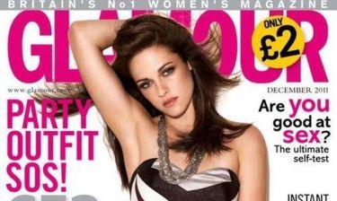 Η Kristen Stewart μιλά για το Twilight στο Glamour
