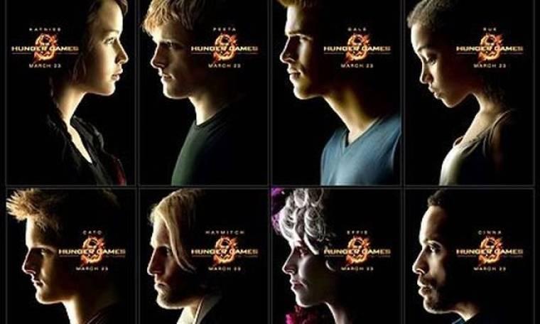 Αυτοί είναι οι πρωταγωνιστές του Hunger Games