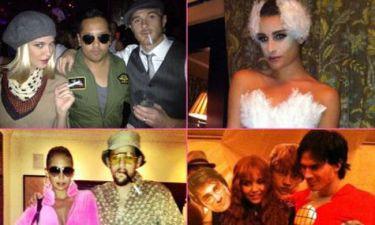 Οι διάσημοι ντύνονται για το Halloween