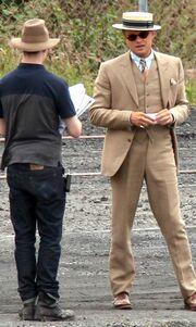 Leonardo DiCaprio και Tobey Maguire: Με τα «ψαθάκια» τους στο Σίδνεϊ