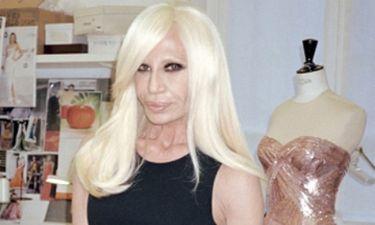 Η Donatella Versace ήταν εθισμένη στην κοκαΐνη