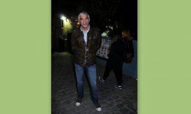 Ο Γιάννης Τόγκος στο Fashion Week