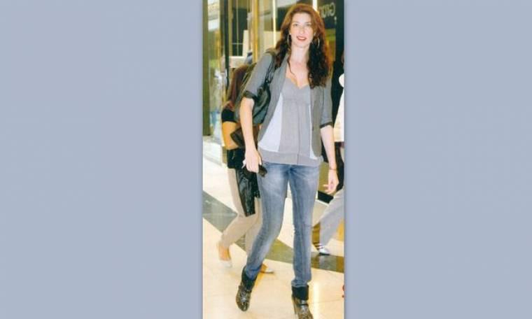 Άντζελα Ευριπίδη: Πάει το shopping therapy, πήγε για window shopping!