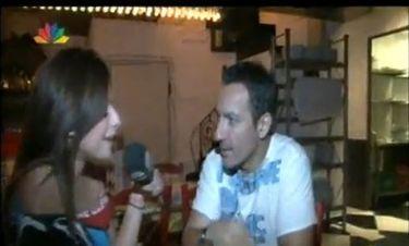 Πέτρος Ίμβριος: «Γουστάρω αυτό που κάνει η Βίσση-Είναι μαγκάκι»