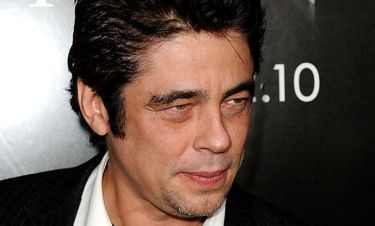 Ο Benicio Del Toro στο Star Trek