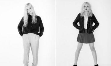 Οι αδερφές Fanning φωτογραφίζονται για τον Terry Richardson