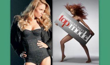 Η Βίκυ Καγιά στο «America's Next Top Model»