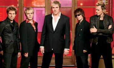 Παρέλαση top model στο νέο video clip των Duran Duran