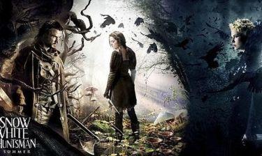 Νέο πόστερ από το Snow White and The Huntsmen