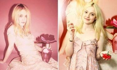 Video: Γιατί απαγορεύτηκε από τη Βρετανία η διαφήμιση της Dakota Fanning;