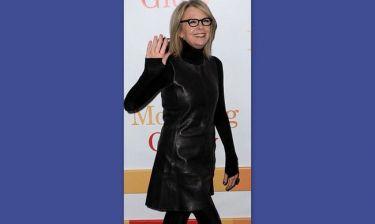 Η Diane Keaton και η μάχη της με τη βουλιμία