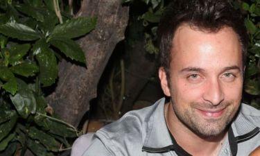 Γιώργος Λιανός: «Κάθομαι και χαζεύω την 33 ημερών κόρη μου»