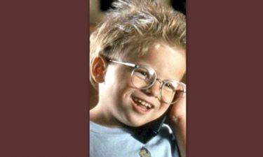 Δείτε πώς έγινε ο πιτσιρικάς από το «Jerry Maguire»