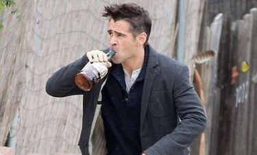 Το έριξε στο ποτό ο Colin Farrell;