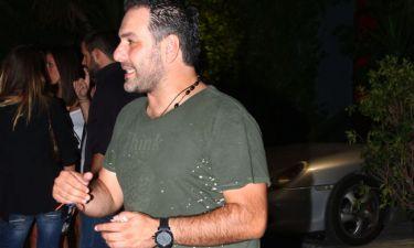 Ο συγγραφέας Γρηγόρης Αρναούτογλου