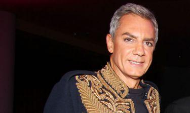 Γιώργος Μέρλος: «Ήταν απόφαση του Ψινάκη να βρεθώ στο show»