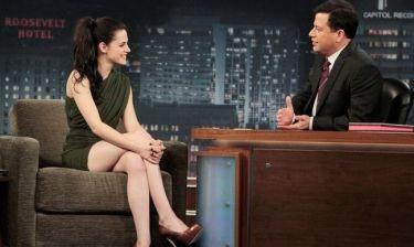 Video: Η Kristen Stewart μιλάει για το Breaking Dawn Part 1