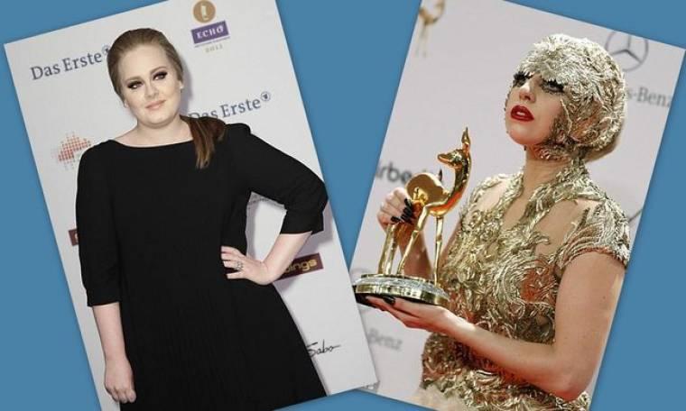 Τα «Τερατάκια» της Gaga εναντίον της Adele