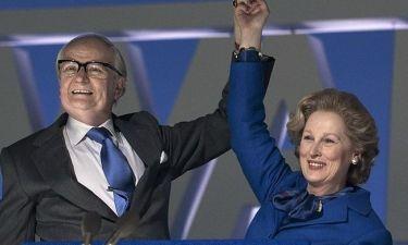 Η Meryl Streep συμπάθησε τη Margaret Thatcher