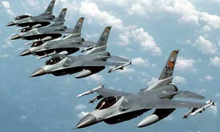 Τουρκικά αεροσκάφη στη Λευκωσία