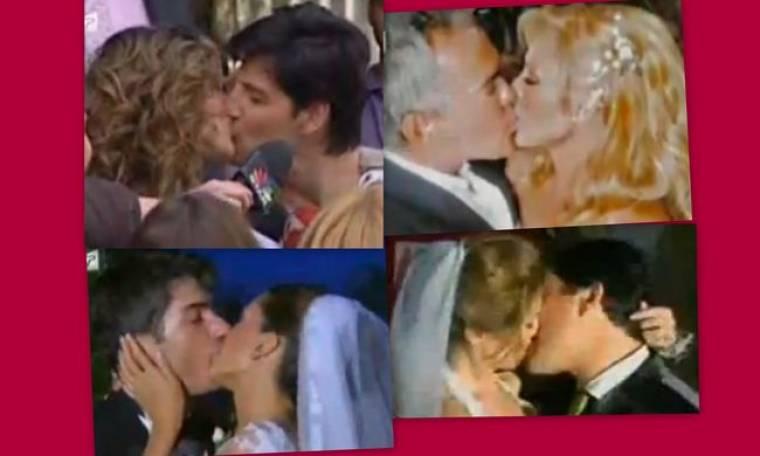 VIDEO: Φιλιά επωνύμων που θυμόμαστε