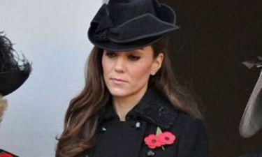 Για ποιο λόγο πενθεί η Kate Middleton;