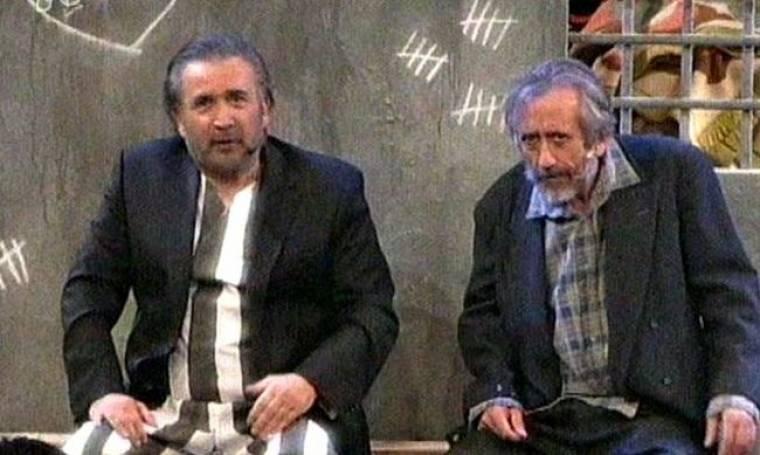 Video: Ο Τάσος Παλαντζίδης στο Αλ Τσαντίρι