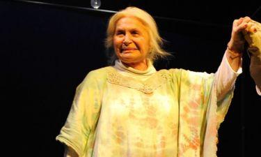 Η Μπέτυ Βαλάση μιλά για τη αγαπημένη της «Λωξάνδρα»