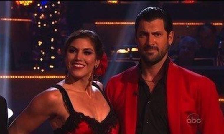 Video: O σέξι χορός Αμερικανίδας γκολκίπερ