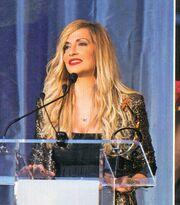 Άννα Βίσση: Βραβεύτηκε στην Αμερική