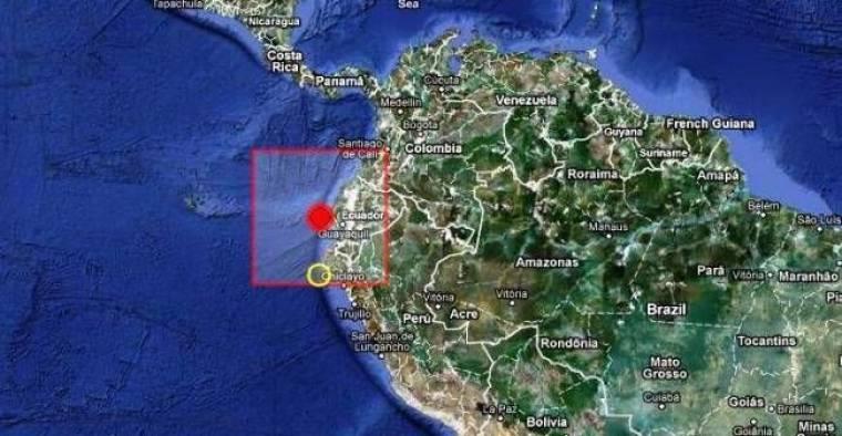 Σεισμός στο Εκουαδόρ