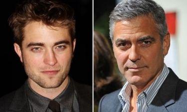 George Clooney εναντίον Robert Pattinson!