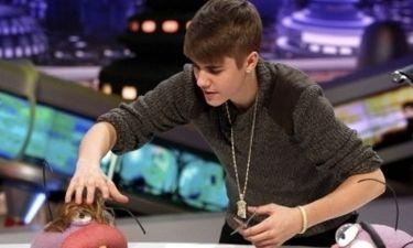 Video: Ο Justin Bieber στο σόου El Hormiguero