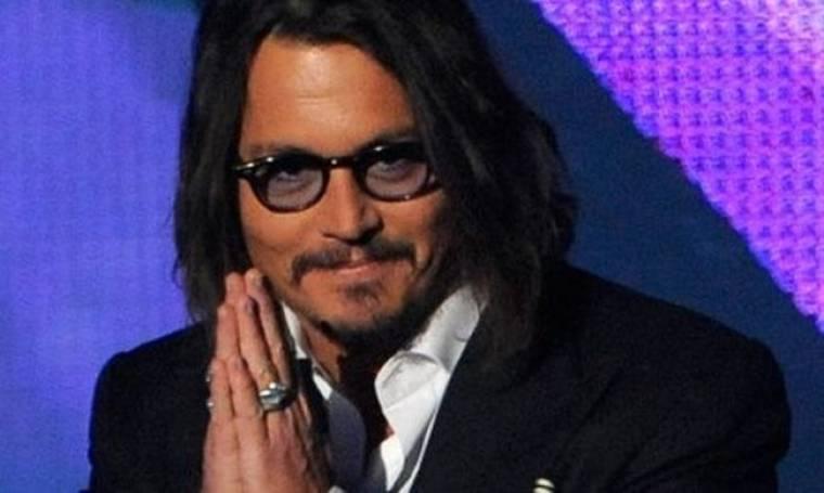 Johnny Depp: Έτσι θέλω να... με θάψετε!